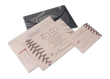 Full line of invitations, greeting cards and book marks for every social or business event.
