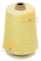 Mercerized Pima Cotton Cone - Approx. 1 kilo / 2.2 lbs - Soft Yellow - 16602101