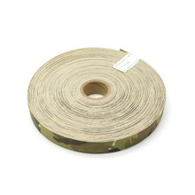 Milspec Elastic 1 inch Multicam Solution Dyed Berry Compliant MIL-W-5664 Type II Class I