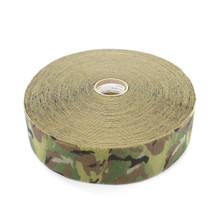 "Multicam Classic Printed Loop 4"" wide per yard"