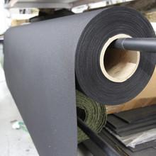"Black ACRONYM 500D laminate 58"" / 137cm wide PER YARD"
