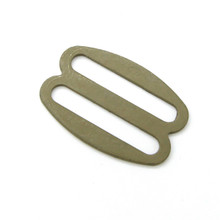 """ITW 1"""" Oval Rounded Slider 08090-22 Tan 499"""