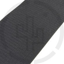 "HOOK 6"" Wide Black, Velcro brand, Berry compliant, milspec"