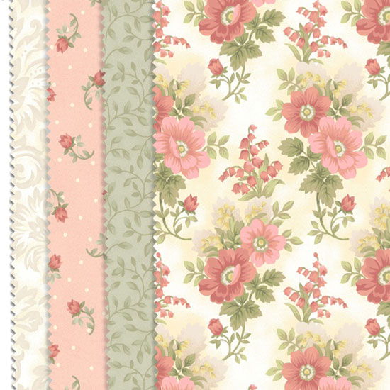 gentle garden flannel