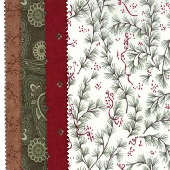 Fabrics Helping Hands Quilt Shop