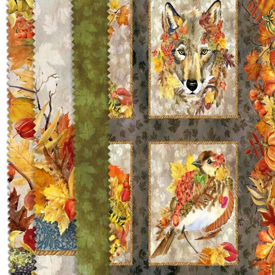 our autumn friends