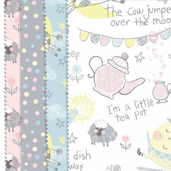 playful cuties flannel