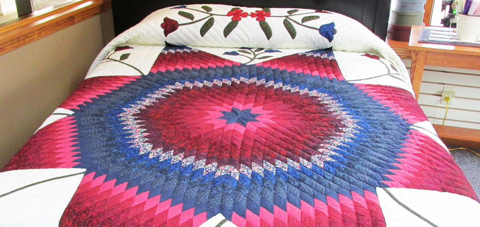 Handmade Amish Quilts