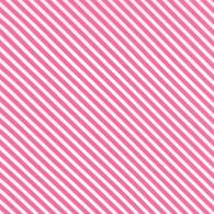 Dot.Dot.Dash-! Diagonal Stripe Pink