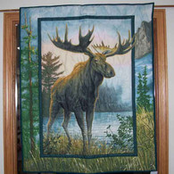 Nature's View Wall Hanging Quilt