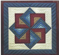 Star Spin - Wall Quilt Kit