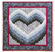 Open Heart - Wall Quilt Pattern