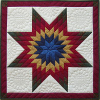 Lone Star - Wall Quilt Pattern