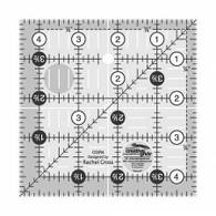 @ Ruler Creative Grids 4.5X4.5 Wh/B
