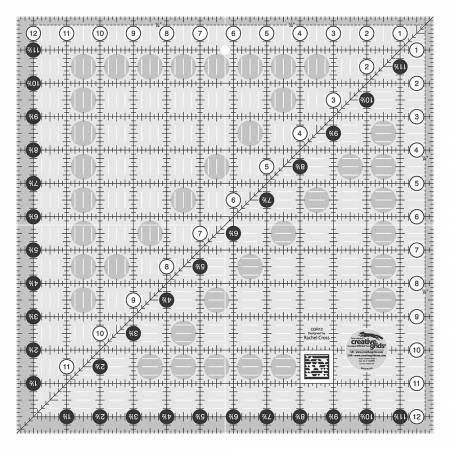 @ Ruler Creative Grids 12 5X12 5 w/
