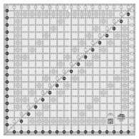 "Creative Grids Quilting Ruler 18 1/2"" Sq"