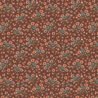 Bethel - Mini Floral Brown