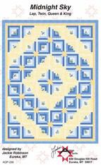 Midnight Sky - Quilt Pattern