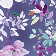 Jacqueline - Floral Purple