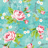Roses & Arrows - Large Floral