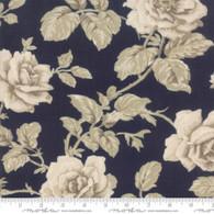 Regency Blues - Large Floral