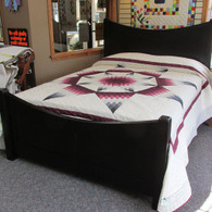 Alabama Star Quilt - 103 by 110