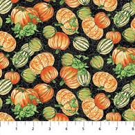 Farmers Market - Tossed Pumpkins