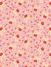 Amorette - Tossed Floral Pink