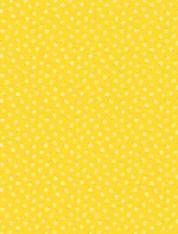 Amorette - Tiny Floral Yellow