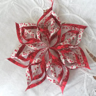 Twisted Star Ornament & Centerpiece - Pattern