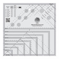 Creative Grids Quilting Ruler - Ultimate Flying Geese Non-Slip