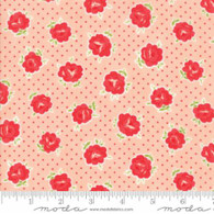 Smitten - Lovely Floral Pink