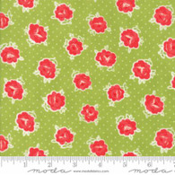 Smitten - Lovely Floral Green