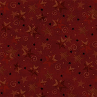 Itty Bitty - Stars Red