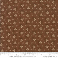 Spice It Up - Tossed Floral Brown