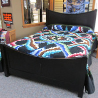 Entwined Quilt - 99 by 113