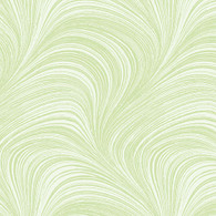 Wave Texture - Leaf Light Green