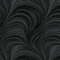 Wave Texture - Black