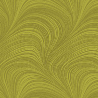 Wave Texture - Lime Green