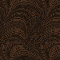 Wave Texture - Chocolate