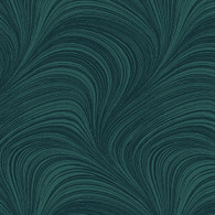 Wave Texture - Teal