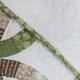 Hand stitched details
