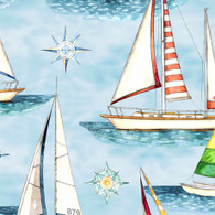 Smooth Sailing - Sailboats