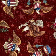 American Pride by Dan Morris for Quilting Treasures