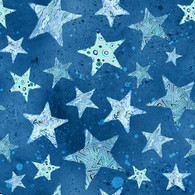 Sea Glass - Stars