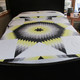 """Lone Star Quilt 103"""" by 112"""""""