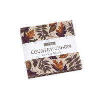 Country Charm - 5 Inch  Charm Squares