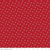 C9691 - Prim Blossom Barn Red