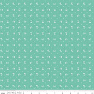 C9694 - Prim Daisy Sea Glass