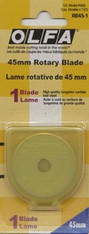 Blade Refill For OLFA Rotary Cutter 45 mm  1 Count
